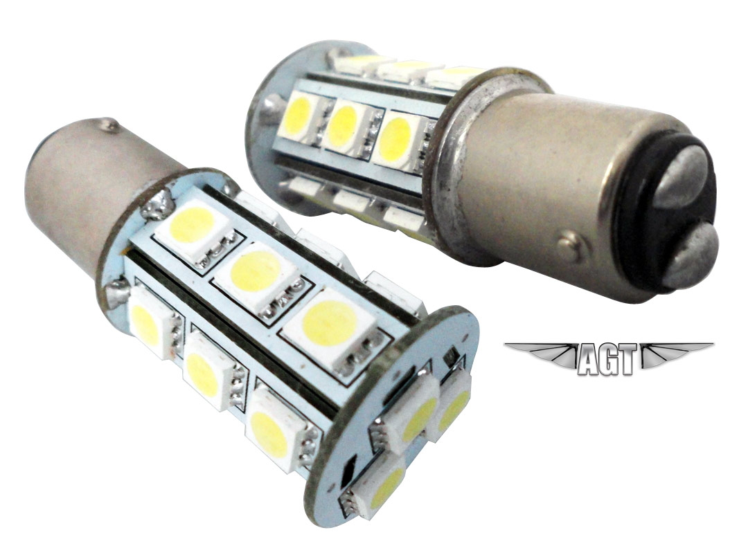 1157 Led Car Bulbs White Red Amber Blue 2057 7528 2357
