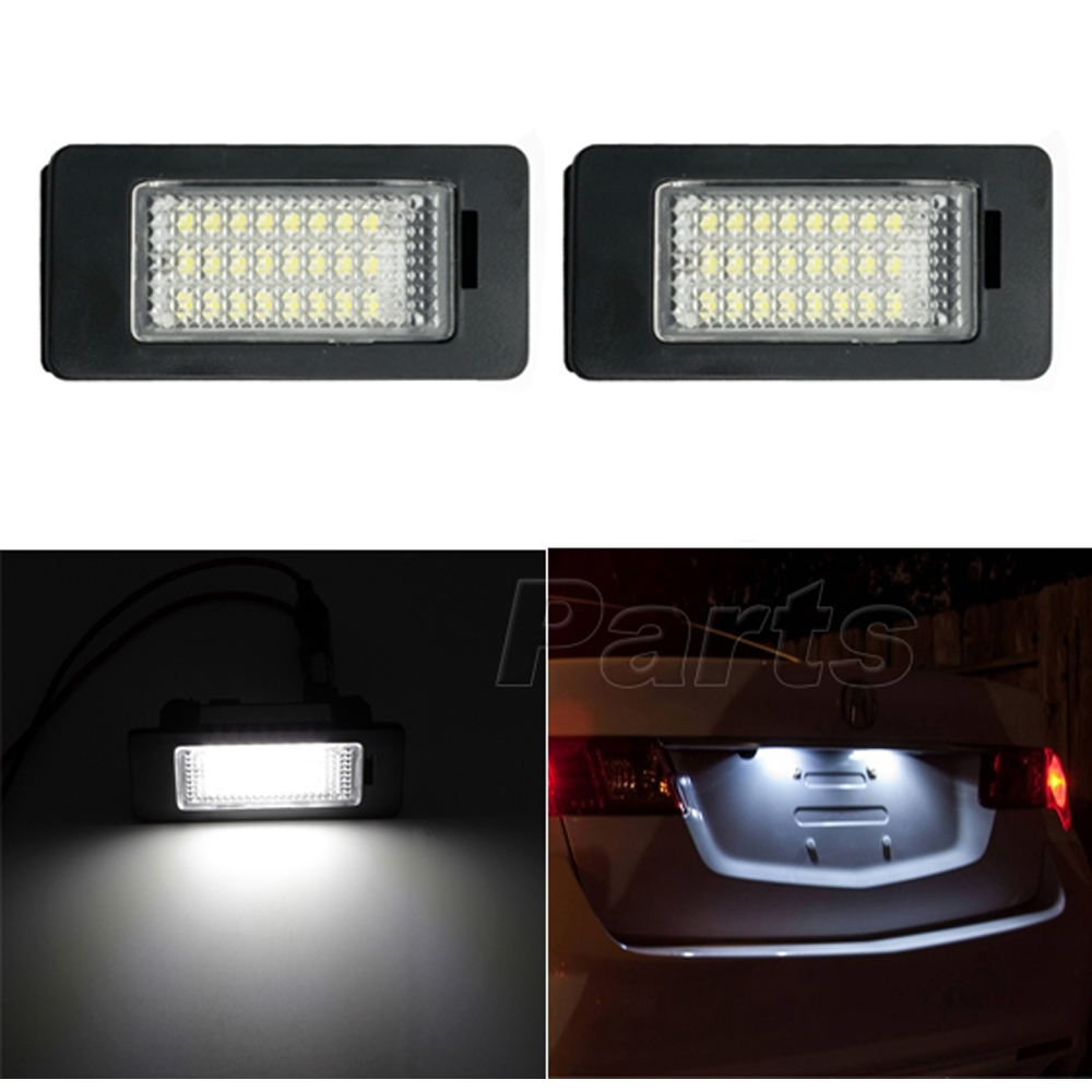 License Plate Lamp For Bmw 18 Led Bmw License Plate 99 99