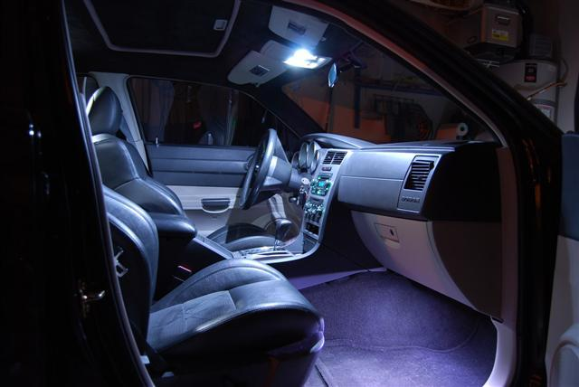 Charger HID Kit. Dodge Charger Interior LED Kit