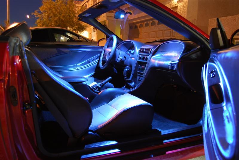 Nissan Maxima 2004 2008 Led Interior