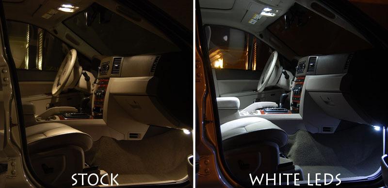 Jeep interior led lights for Jeep wrangler interior lighting