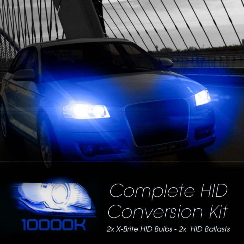 10000K HID Conversion Kit