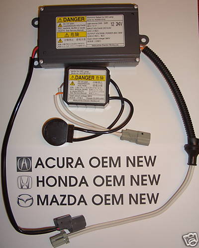 Acura RL Replacement OEM Ballast CarHIDkits - 2002 acura tl hid ballast