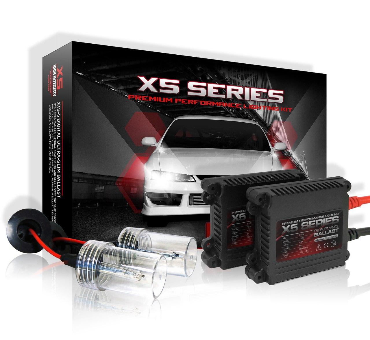 X5 Digital Hid Kit Slim Ballasts Carhidkits 2002 Dodge Neon Wiring